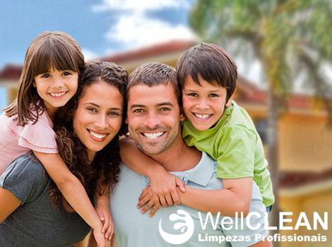WellClean - Limpezas Profissionais