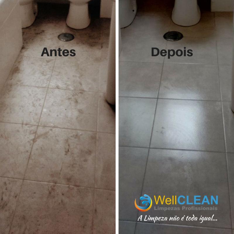 Tratamento e Limpeza de Pavimentos
